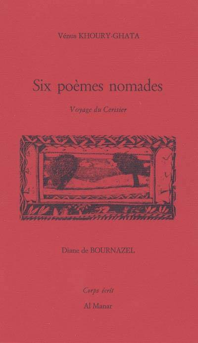 Six Poemes Nomades