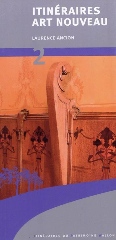 2. Itineraires Art Nouveau