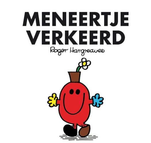Hedendaags Meneertje Verkeerd set 4 ex.   Standaard Boekhandel NK-03