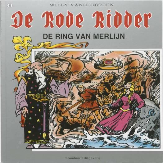 De ring van Merlijn