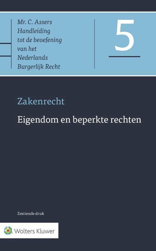 Eigendom en beperkte rechten