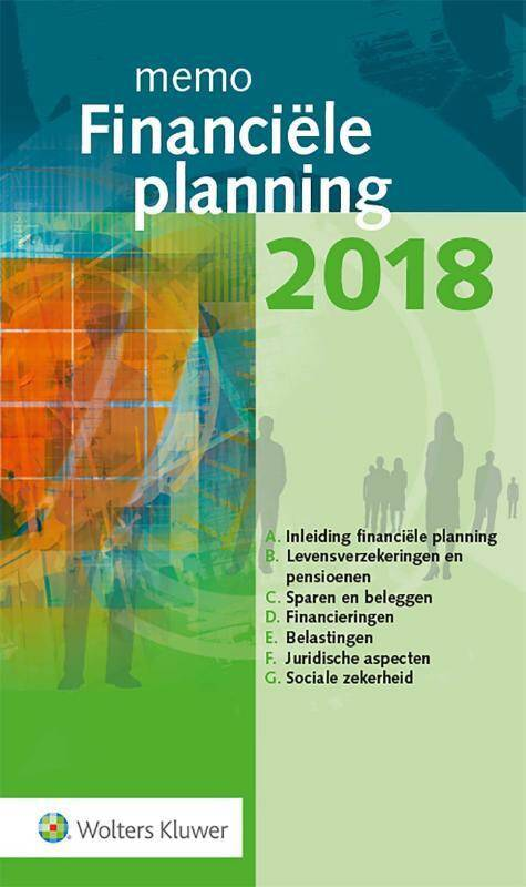 Financiële planning 2018