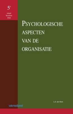 Psychologische aspecten van de organisatie