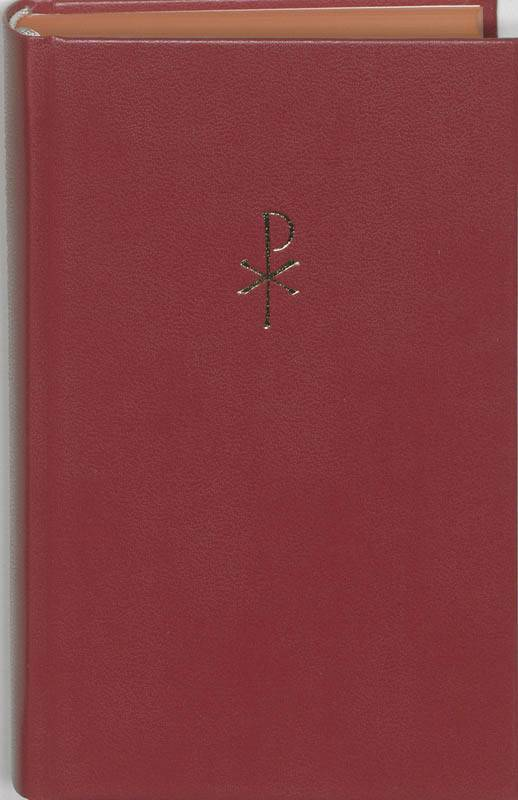 Liedboek voor de kerken klein balacron rood