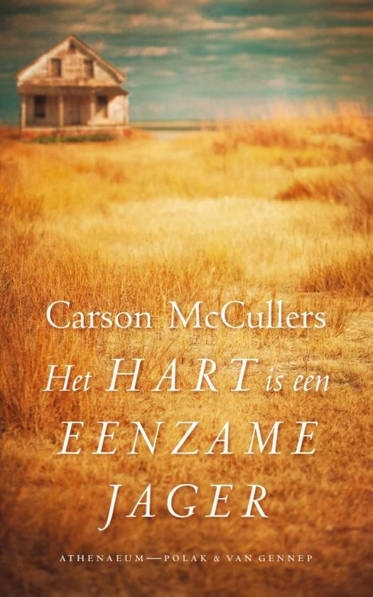 Cover van het boek Het hart is een eenzame jager