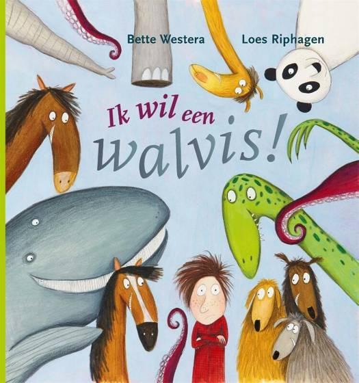 Ik wil een walvis!