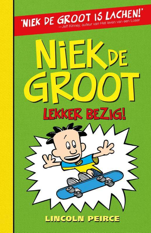 Big Nate BLASTS OFF #8 Novel Lincoln Peirce BRAND NEW HC Hardcover 2016