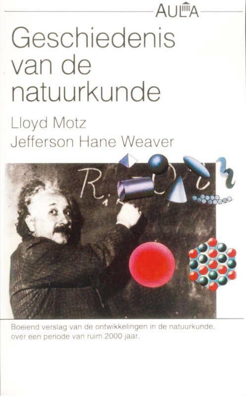 Geschiedenis van de natuurkunde