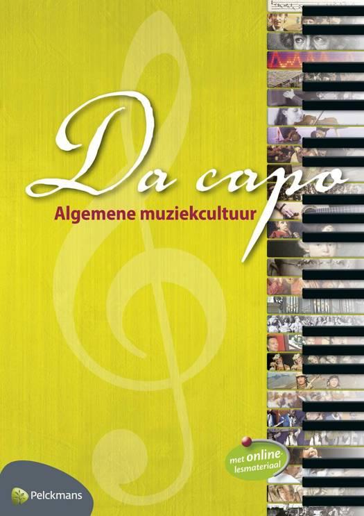 Da capo leerwerkboek (inclusief onlinemateriaal)