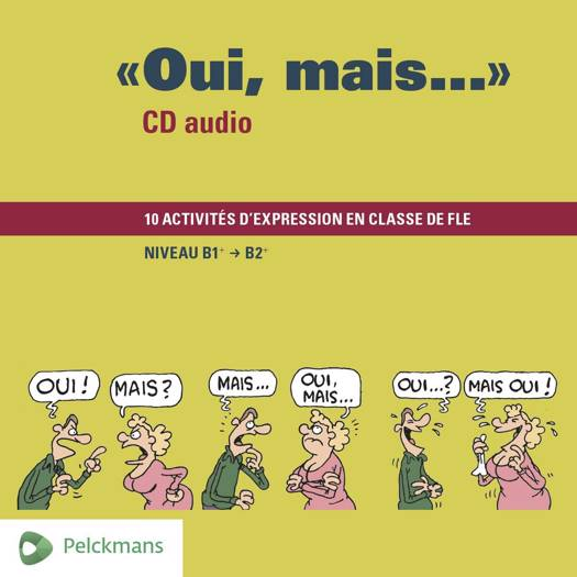 Oui. mais... audio-cd