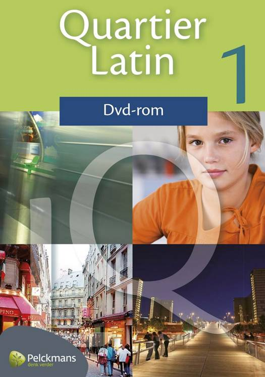Quartier Latin 1 dvd-rom