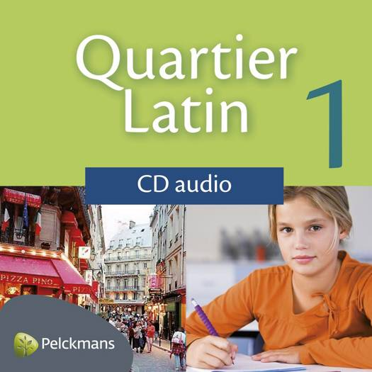 Quartier Latin 1 audio-cd's