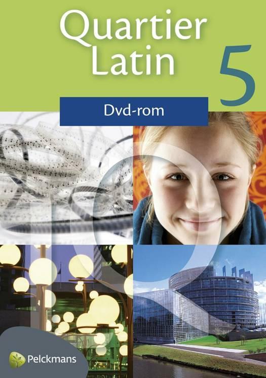 Quartier Latin 5 dvd-rom