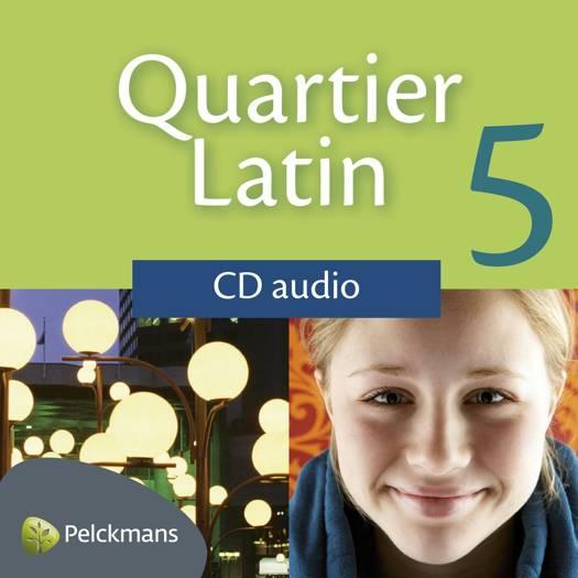 Quartier Latin 5 audio-cd