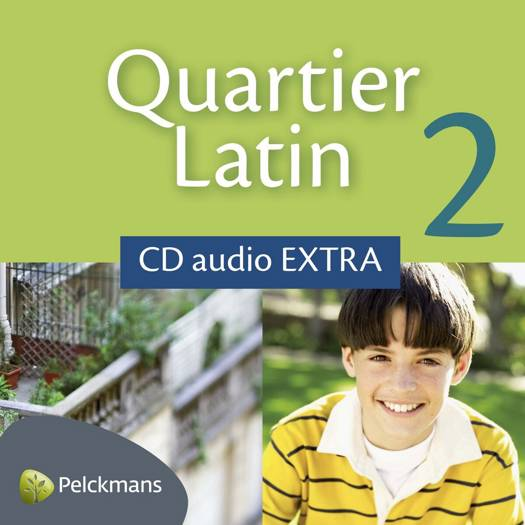 Quartier Latin 2 extra audio-cd's