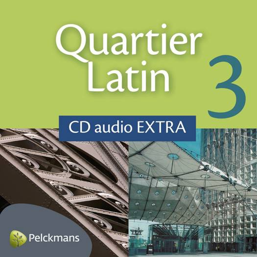 Quartier Latin 3 extra audio-cd's