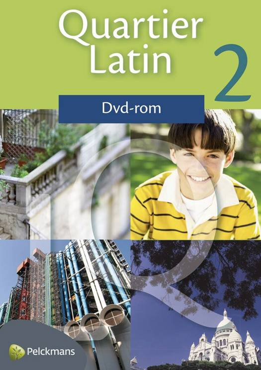 Quartier Latin 2 dvd-rom