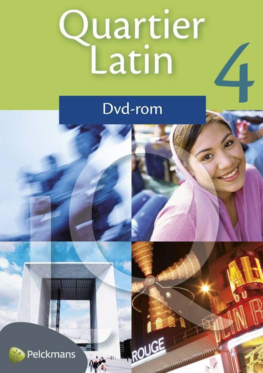 Quartier Latin 4 dvd-rom