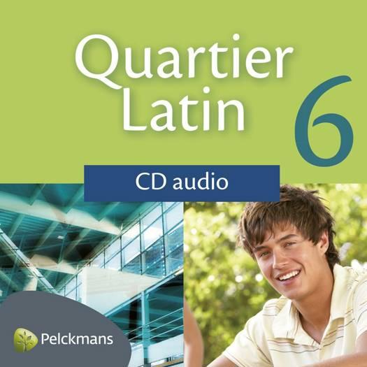 Quartier Latin 6 audio-cd's