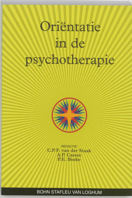 Orientatie in de psychotherapie