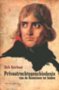 Privaatrechtsgeschiedenis van de Romeinen tot heden