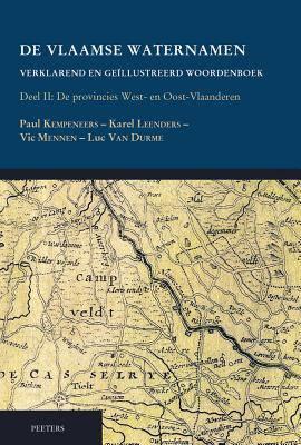 De Vlaamse waternamen. Verklarend en geïllustreerd woordenboek