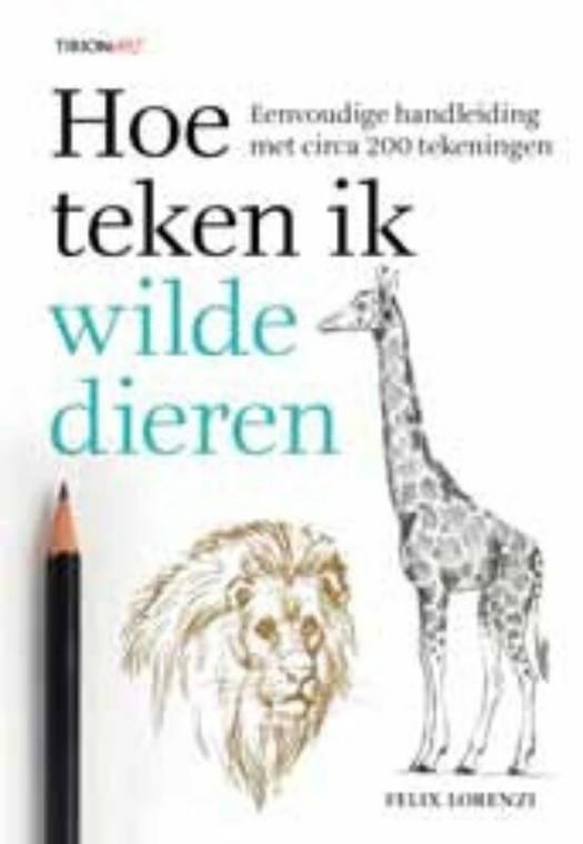 Hoe teken ik wilde dieren