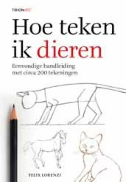 Hoe teken ik dieren