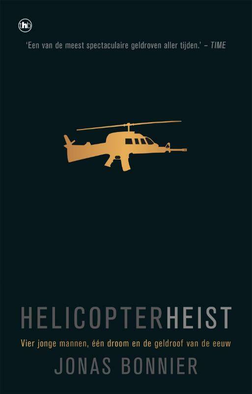 Helicopter Heist