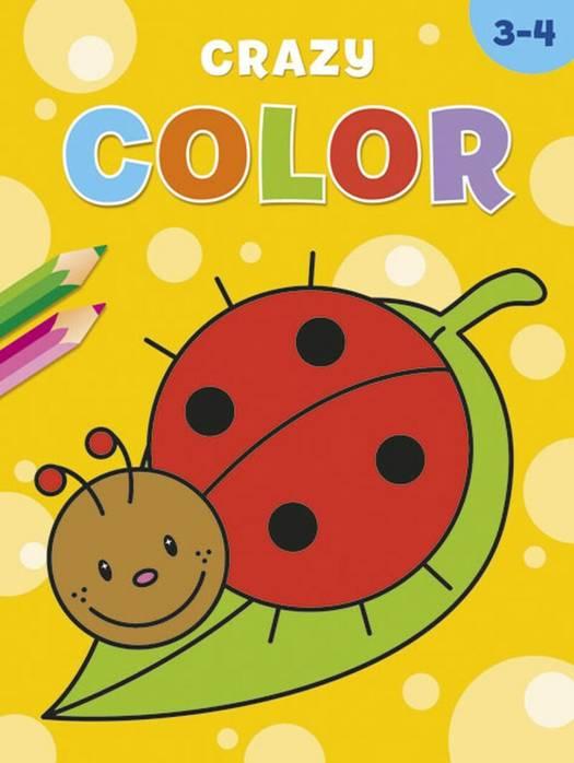 Crazy color (3-4 j.) / Crazy color (3-4 a.)