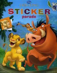 Disney Sticker Parade Lion King