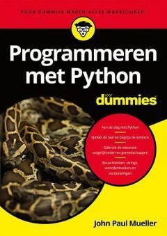 Programmeren Met Python Voor Dummies Standaard Boekhandel