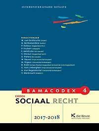 Codex sociaal recht 2017-2018