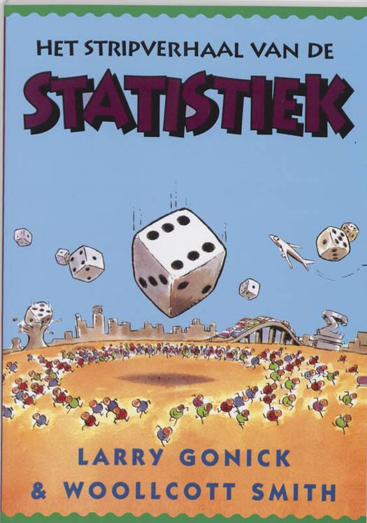 Het stripverhaal van de statistiek