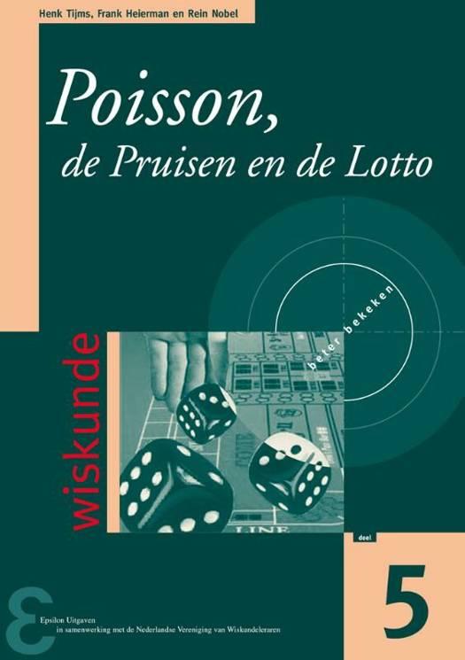Poisson, de Pruisen en de lotto