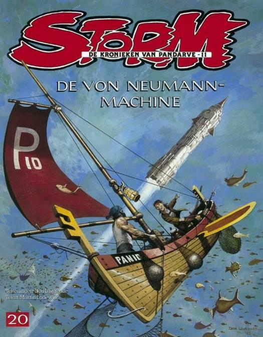 Storm 20 de von neumann-machine
