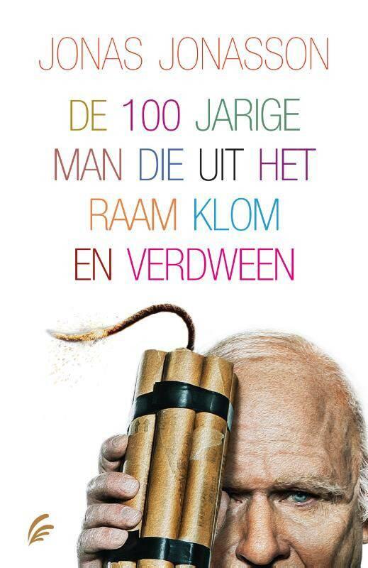 De 100 Jarige Man Die Uit Het Raam Klom En Verdween Standaard