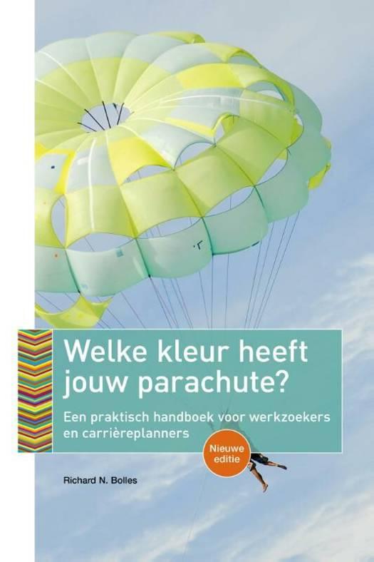 Welke kleur heeft jou parachute? 2017/2018