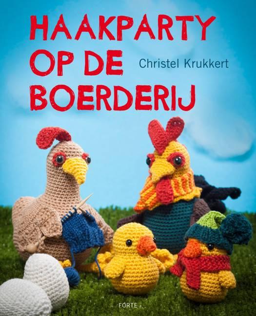 Haakparty Op De Boerderij Standaard Boekhandel