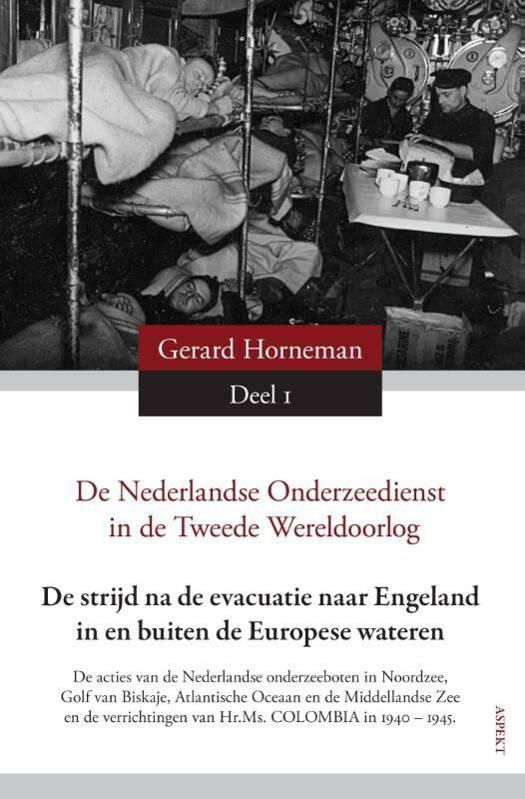 De Nederlandse Onderzeedienst in de Tweede Oorlog in vier delen