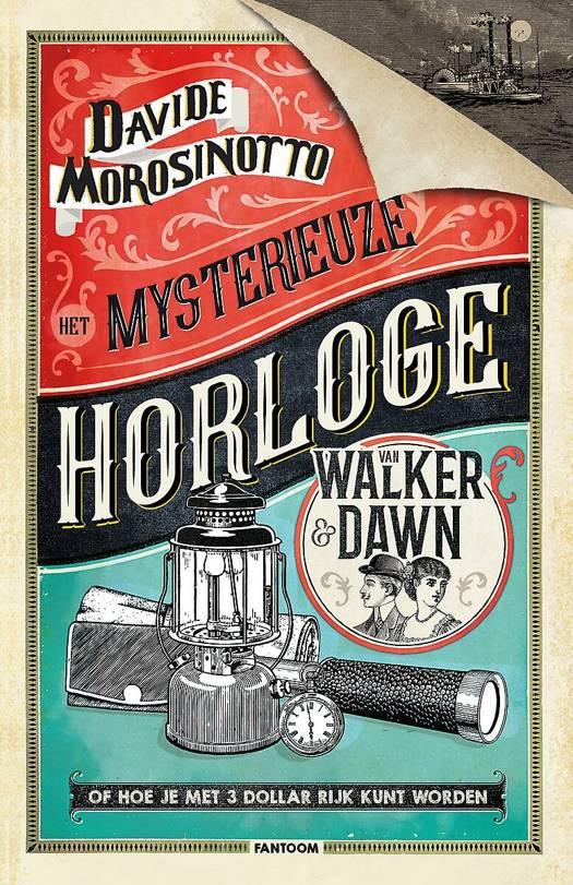 Het mysterieuze horloge van Walker en Dawn