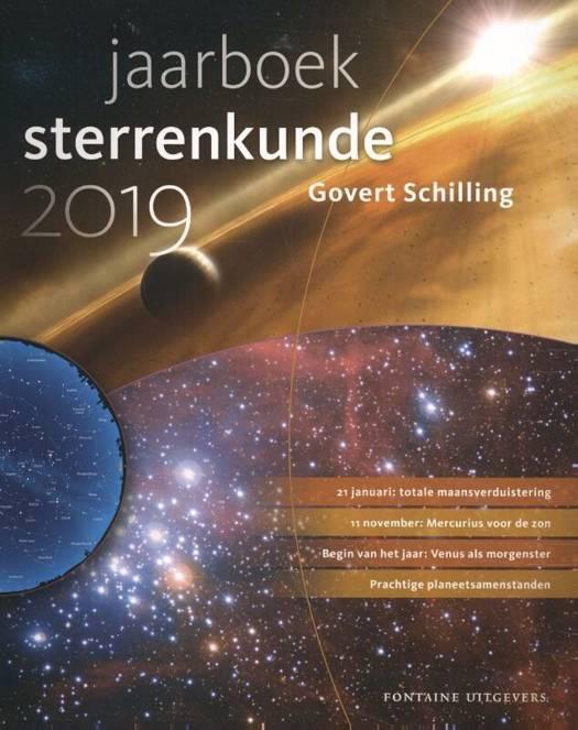 Jaarboek sterrenkunde 2019