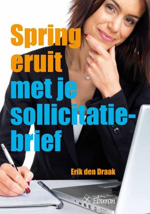 Spring eruit met je sollicitatiebrief