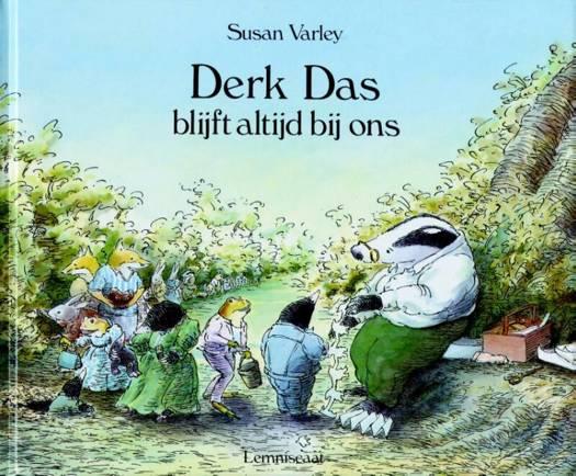 Derk Das blijft altijd bij ons