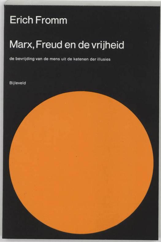 Marx, Freud en de vrijheid