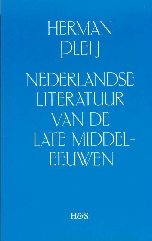 Nederlandse literatuur van de late middeleeuwen
