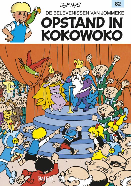 Opstand in Kokowoko