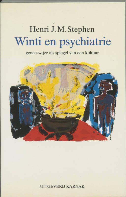 Winti en psychiatrie