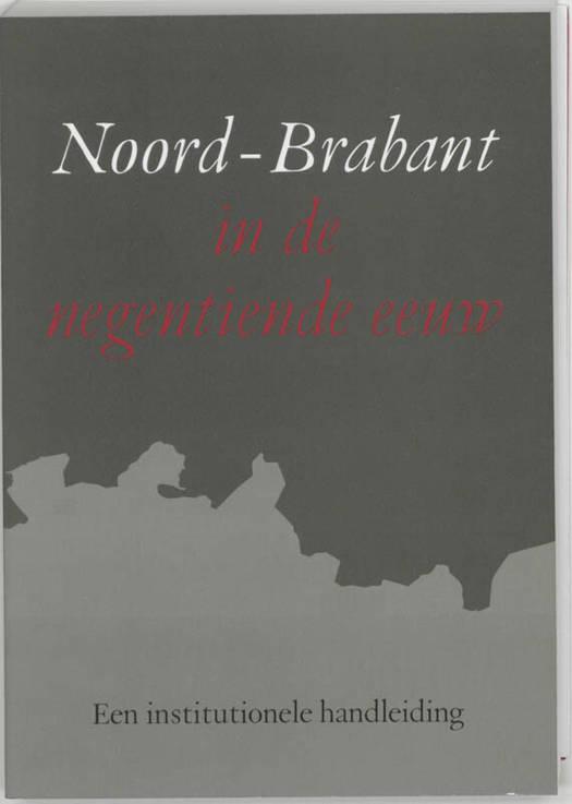 Noord-Brabant in de negentiende eeuw