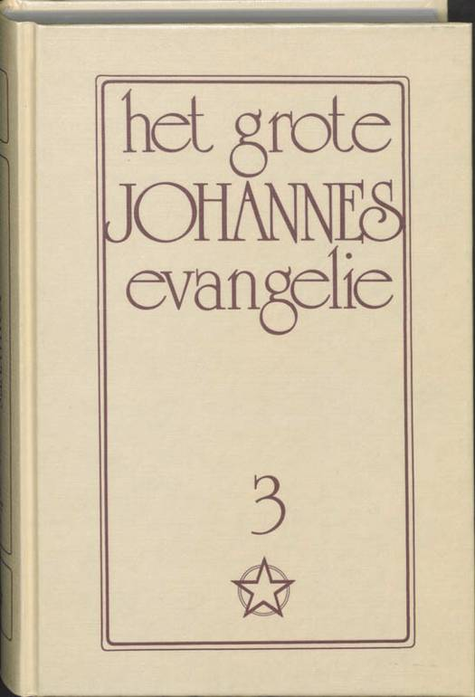 Grote johannes evangelie 3